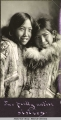 Two pretty native sisters.