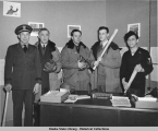 St. Louis men meet in Aleutians, Dec. 26, 1943?.