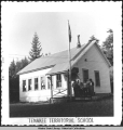 Tenakee Territorial School. Oct. 57.