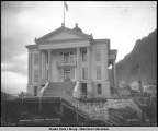 Government Court House, Juneau, Alaska.