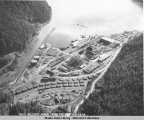 Millsite aerial from the north 10-22-58.