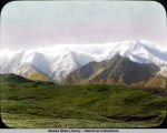 Alaska Range.  Northwest of Copper Mt.
