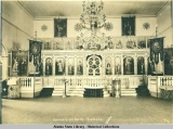Interior Greek Church, Unalaska.