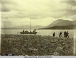 Windy Arm, N.W.T., c. 1898.