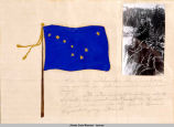 Alaska flag design by Benny...