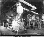 Treadwell Mine, 24 x 60 hoisting engine.