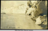 Childs Glacier, 1907.