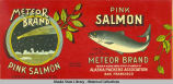 Alaska Packers Association, Meteor Brand Pink Salmon