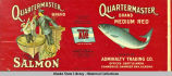 Admiralty Trading Co., Quartermaster Brand Medium Red