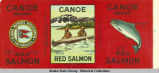 Alaska Packers Association, Canoe Brand Red Salmon