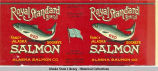 Alaska Salmon Co., Royal Standard Brand Fancy Red Alaska Salmon