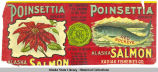 Kadiak Fisheries Co., Poinsettia Brand Red Sockeye Alaska Salmon