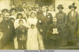 Wedding party at St. Paul, 1913 [1912.]