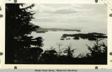 Islands of Sitka Sound. Labor Day 1940.