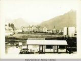 Pioneer's Home, Sitka and waterfront, 1940.