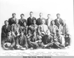 Indian Council held at Fairbanks, Alaska, July 5th & 6th, 1915.
