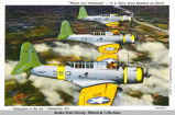 """Wings over Pensacola""  U. S. Navy Scout Bombers on Patrol. ""Annapolis of the..."
