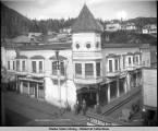The Stedman Hotel. Ketchikan, Alaska.