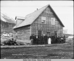 Sunrise Hotel. J. W. Douglas, Proprietor.  Sunrise, Alaska, May 2, 1906.