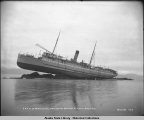 C.P.R. Co. S.S., Princess May wrecked on Sentinel Is., Alaska, Aug. 5, 1910.