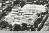 The Library of Congress, Washington, D.C. Main Building & Annex Building.