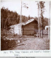 Log Cabin at Cox's Landing.