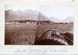 Port Valdes [Valdez], Aug. 27, 1898, the Glacier on the right.