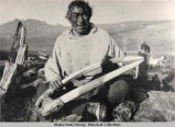 Howard Rock's father, Wales, Alaska.
