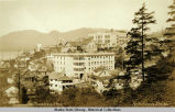 Ketchikan, Alaska. Hospital [labeled on photo].