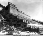 Mill plant - capacity 10,000 tons daily. Thane, Alaska. January, 1915.