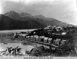 Auk Indian village at Juneau.