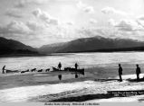 Last Mail up Yukon River, Apr. 27.  229. C.L. Andrews, Photo.