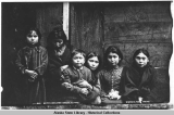 Native Children, Juneau, Alaska.