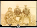 Chief Roderick, Circle City, Chief Issac, Dawson (sic), Chief Charlie, Forty Mile