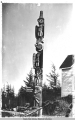 Chief Shakes's Totem, Fort Wrangle [Wrangell], Alaska.