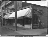 Storefronts: Draper and Co., Photographers;  Dortero and …Skagway.
