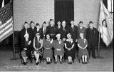 Dept. of Alaska - American Legion & Auxiliary. Officers for 1940 - 41. Juneau, Sept. 7, 1940.