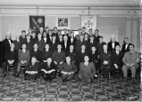 Scottish Rite Reunion - Juneau, Alaska. Apr. 7 - 10, 1943.