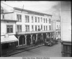 Z. R. Cheney Law Office, Occidental Hotel, Olympia Brewery in Juneau.