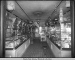 Interior of unidentified store.