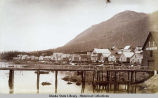 """Indian Town"" Sitka."