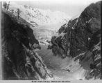 Lower end of (?)y River Canyon and Glacier along line of A. C. Ry.