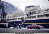 "Inauguration of ferry ""Malaspina"", Jan. 21, 1963."
