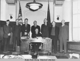 Members of Senate - 15th Session 1941- Territory of Alaska.