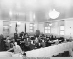 Territory of Alaska 1949 Extraordinary session House of Representatives, 19th session.