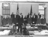 House of Representatives 16th Territorial Legislature Jan-Mar, 1943.