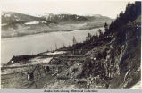 Construction of the Alaska Gastineau Mine.