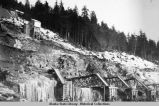 Construction of Alaska Gastineau Mine.
