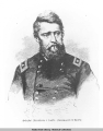 Brevet Major General Jeff C. Davis, 1st Military Commander of Territory of Alaska, 1867-1868.