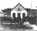 Salmon Dance House, Angoon.